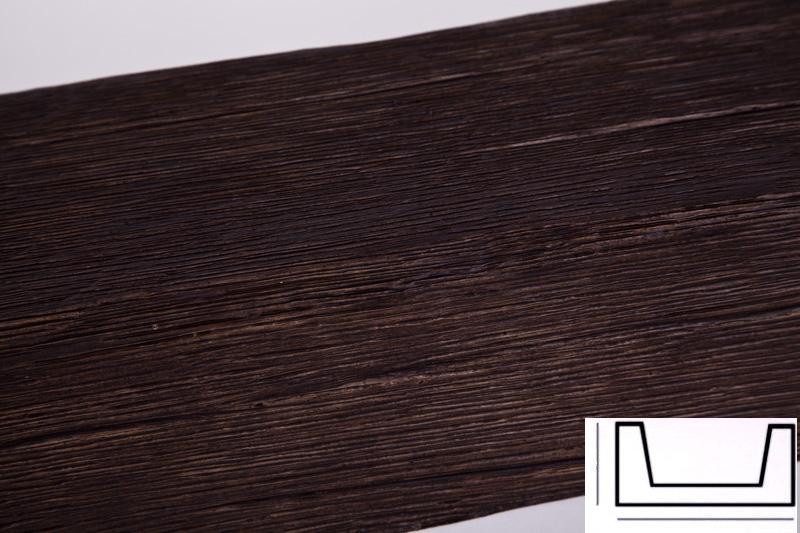 Купить М22 Балка темный дуб 150х200х3000 мм