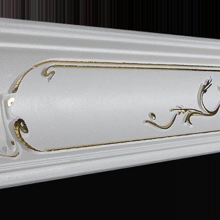 Купить Плинтус потолочный GP-14 Gold
