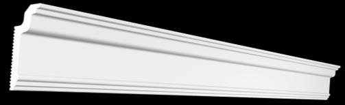 Купить Плинтус потолочный GPX-3