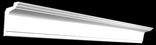 Купить Плинтус потолочный GPX-4