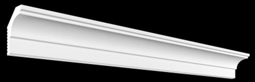 Купить Плинтус потолочный GPX-6