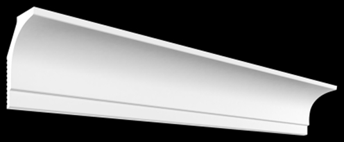 Купить Плинтус потолочный GPX-7